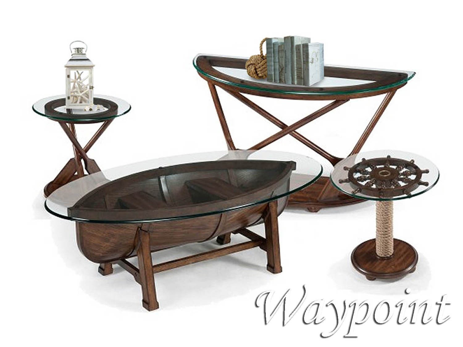 Occasional Tables, Table, Cocktail, Coffee, End, Chairside, Sofa, Waypoint, Living Room, Barbo's Furniture