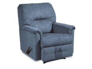 "Barbos Furniture - Radar Recliner: 29""W X 31""D X 42""H"